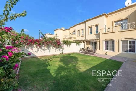 3 Bedroom Villa for Sale in The Springs, Dubai - Landscaped Garden | Type 2M