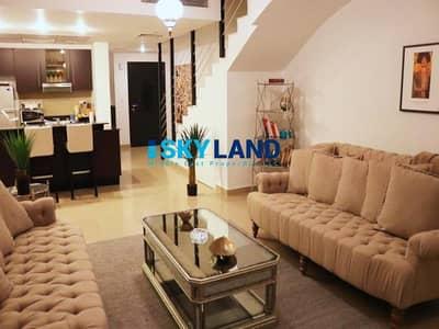 فیلا 3 غرف نوم للايجار في الريف، أبوظبي - SINGLE ROW 3Br+Study w/ Built-in Wardrobes !