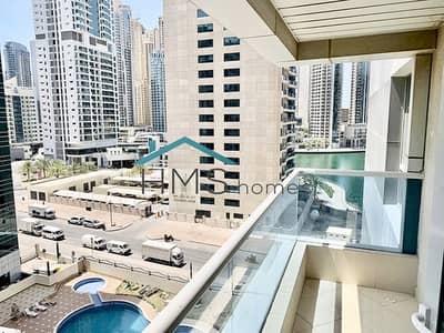 1 Bedroom Apartment for Sale in Dubai Marina, Dubai - Vacant | Marina View | Spacious