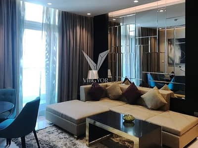 2 Bedroom Apartment for Rent in Downtown Dubai, Dubai - Fully Furnished | Upper Crest | 2BR
