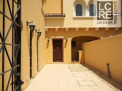 تاون هاوس 3 غرف نوم للايجار في جزيرة السعديات، أبوظبي - High-End and Amazing 3 BR TH in Saadiyat!