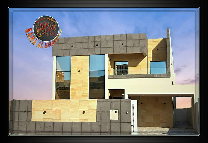 brand new villa for sale on the road back to al yasmeen park direct from the owner