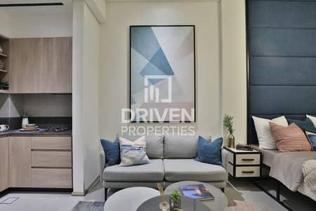 Studio for Sale in Jumeirah Village Circle (JVC), Dubai - Premium Studio Apt | High-Quality Finishes