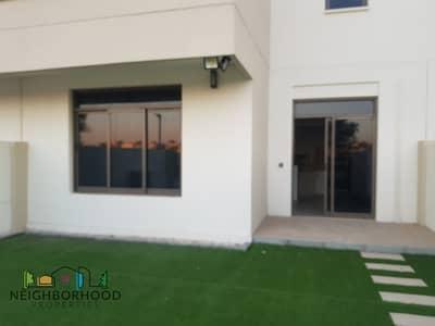 تاون هاوس 3 غرف نوم للبيع في تاون سكوير، دبي - Single Row I 3Bed + Maid Unit I Landscaped Garden