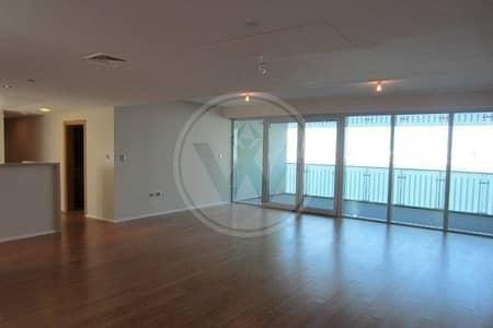 فلیٹ 4 غرف نوم للبيع في شاطئ الراحة، أبوظبي - Awesome direct sea view | Looking towards Al Zeina