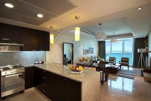 2 Stunning Views | Fully Furnished Apartment