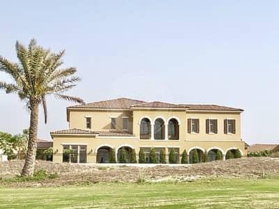 فیلا 5 غرف نوم للبيع في جزيرة السعديات، أبوظبي - EXCLUSIVE|Premium|Best position on golf course