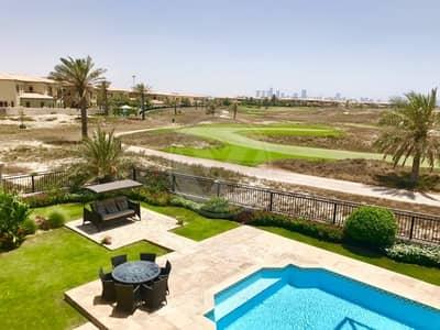 5 Bedroom Villa for Sale in Saadiyat Island, Abu Dhabi - Premium Villa | Golf Course | Great Position