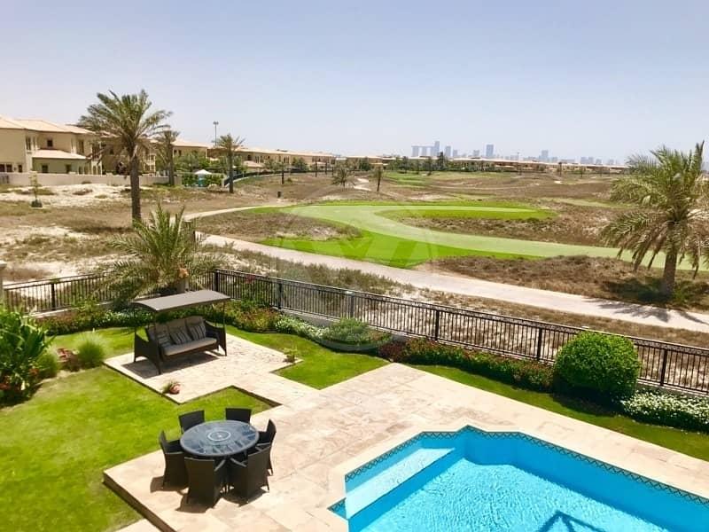 Premium Villa   Golf Course   Great Position