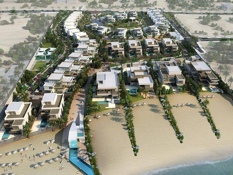 Exclusive corner luxury villa few meters from the beach