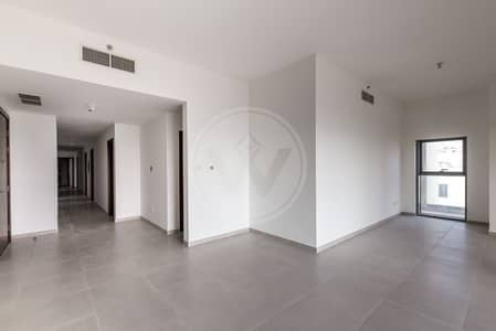 3 Bedroom Apartment for Rent in Al Bateen, Abu Dhabi - Private balcony home  Separate maid's room