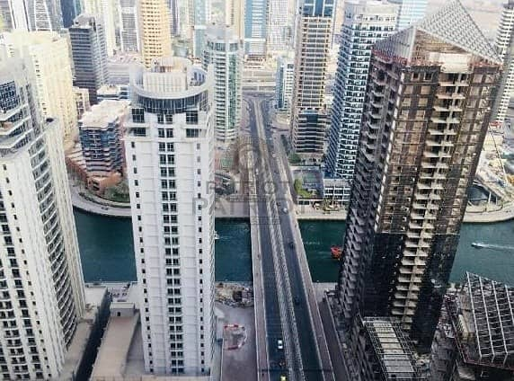 17  Marina and partial sea view   Furnished 2BHK in Amwaj
