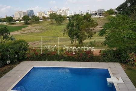 فیلا 5 غرف نوم للبيع في عقارات جميرا للجولف، دبي - Stunning Golf course view | Pvt Pool