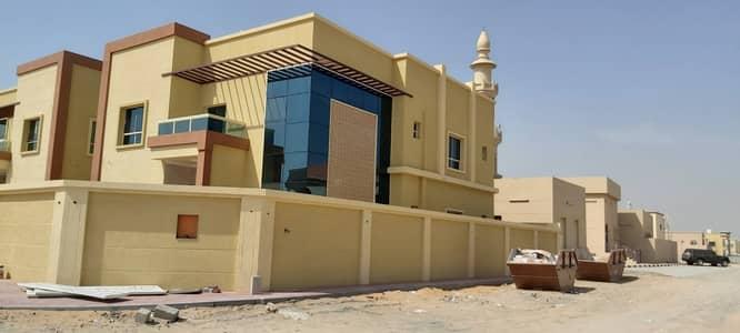 فیلا 5 غرف نوم للبيع في المويهات، عجمان - لك فيلا بجوار المسجد وبقرب جميع الخدمات