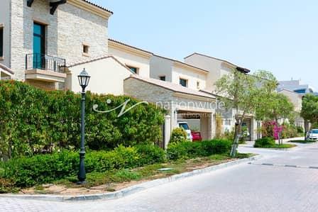 تاون هاوس 3 غرف نوم للبيع في شارع السلام، أبوظبي - Vacant! Exquisite 3 BR TH in Bloom Gardens