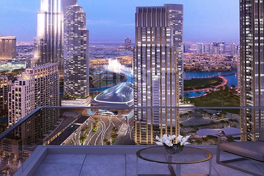 2 Forte I Emaar Properties