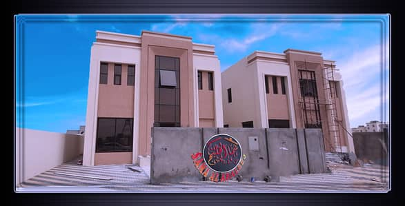 4 Bedroom Villa for Sale in Al Yasmeen, Ajman - Modern villa with air conditioners for sale at an attractive price