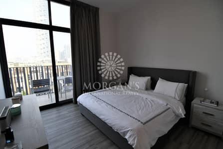 فلیٹ 1 غرفة نوم للايجار في قرية جميرا الدائرية، دبي - Spacious 1BR Street view In Belgravia 2 JVC