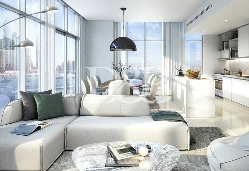 Full Sea View   High Floor   Flexible Payment Plan