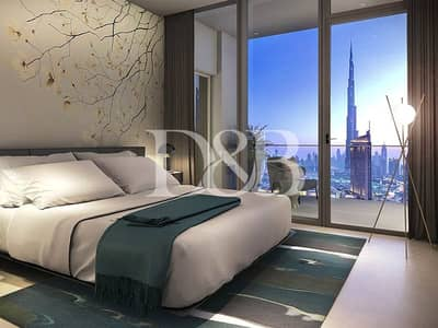 3 Bedroom Apartment for Sale in Downtown Dubai, Dubai - Full Burj Khalifa View | 5 Years Post Payment Plan