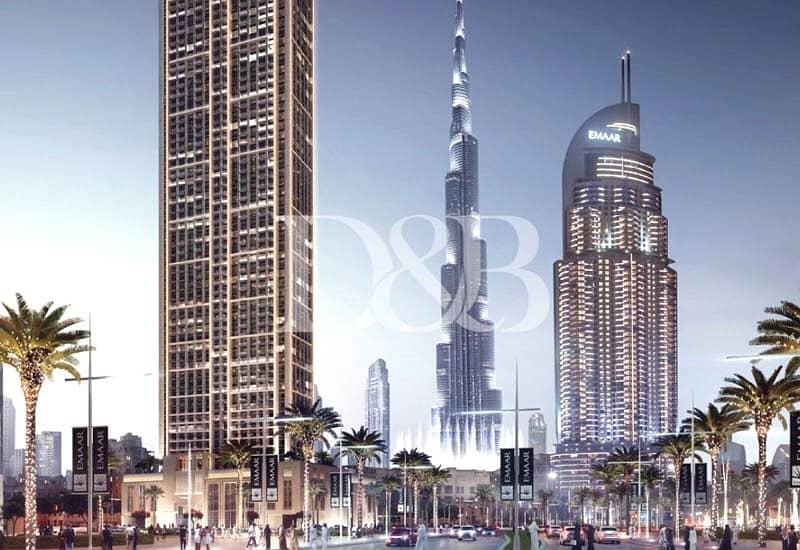 2 Real Listing   Burj Khalifa View