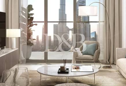 1 Bedroom Apartment for Sale in Downtown Dubai, Dubai - Burj Royale Apartment | Brand New Unit