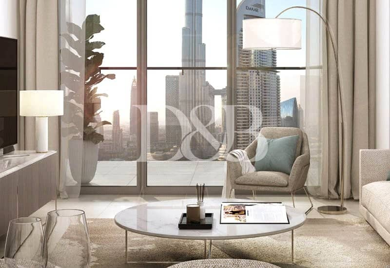 1 Burj Royale Apartment | Brand New Unit