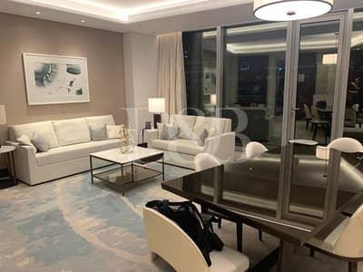 2 Bedroom Apartment for Sale in Downtown Dubai, Dubai - Full Fountain And Burj Khalifa View   High Floor