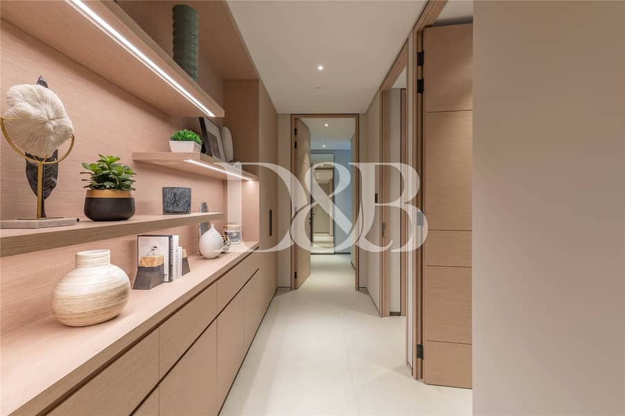 2 City & Marina View  | Fully Furnished 1 Bedroom