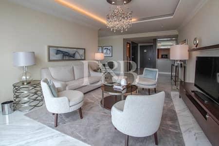 4 Bedroom Penthouse for Rent in Downtown Dubai, Dubai - Superb Full Burj Khalifa Views | Penthouse+Maids