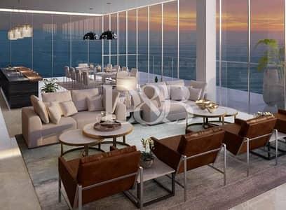 فلیٹ 2 غرفة نوم للبيع في جميرا بيتش ريزيدنس، دبي - Pay 60% Over 3Yrs Post Payment Plan | 100% DLD Fee