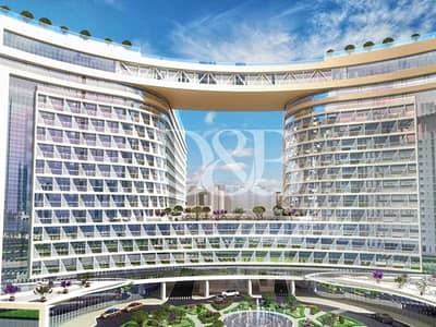 Studio for Sale in Palm Jumeirah, Dubai - Stunning Sea View | 10% Return of Investment