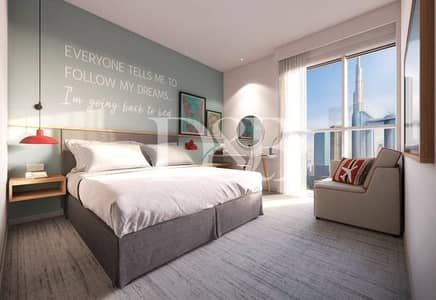 فلیٹ 1 غرفة نوم للبيع في جميرا، دبي - Unique & Affordable Hotel Investment | High ROI