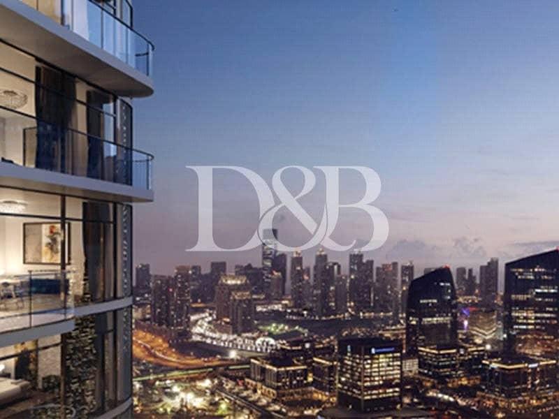 30 Months Payment Plan | Burj Khalifa View