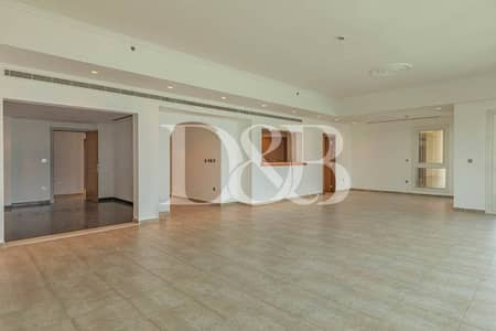 3 Bedroom Apartment for Sale in Palm Jumeirah, Dubai - Huge 3 BR | Type A | Cheapest On The Market | Sea