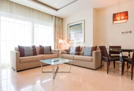 فلیٹ 2 غرفة نوم للايجار في أبراج بحيرات الجميرا، دبي - 4 Chqs   Top Tier Furniture   Marina View Vacant