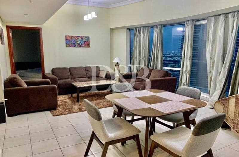 Upgraded Fully Furnished Marina View | Vacant