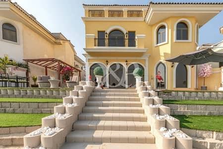 5 Bedroom Villa for Sale in Palm Jumeirah, Dubai - High Number Fantastic Garden Homes Great Price