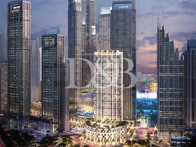 Burj Facing 1 Bedroom | Flexible Payment Plan
