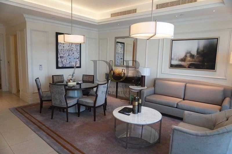 Resale | High Floor | City View | Spacious Layout