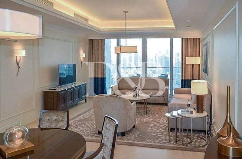 Luxury Furnishings | Burj Khalifa View | Ready