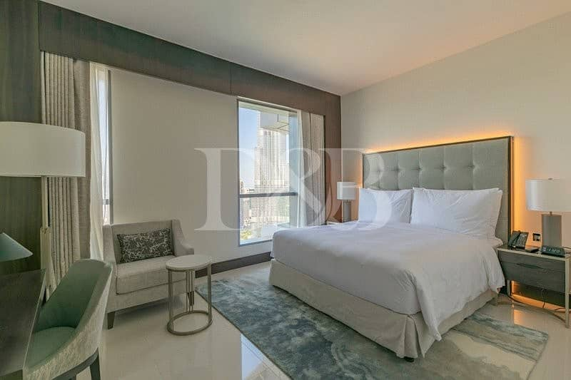 Call To View Great 2BR Burj And Fountain View