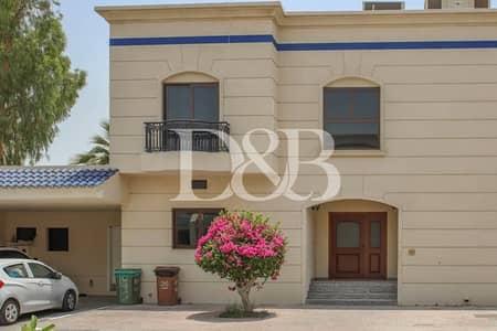 فیلا 4 غرف نوم للايجار في الصفا، دبي - Multiple Units Available | Plus 1 Month Free