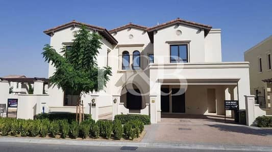 4 Bedroom Villa for Sale in Arabian Ranches 2, Dubai - 4BR Single Row | Type 1 | Landscaped Garden