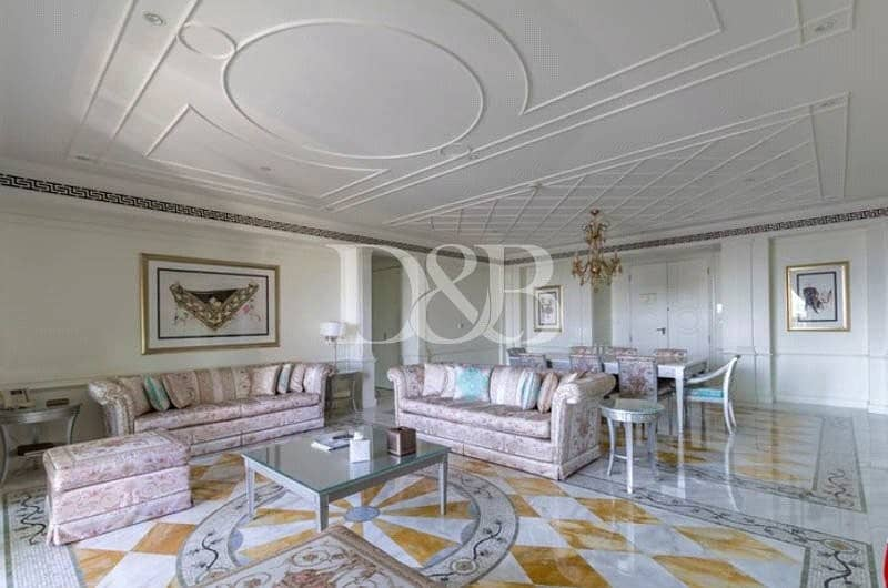 2 Great Deal | Partial Creek View | Palazzo Versace