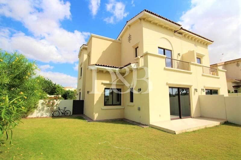 Type 2E | Best Priced For 3BR | Spacious Plot