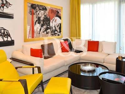 فلیٹ 2 غرفة نوم للبيع في ند الشبا، دبي - Lamborghini Branded & Luxury Apartment