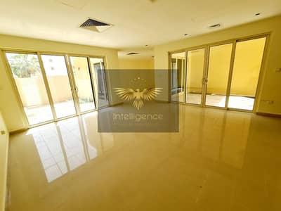 تاون هاوس 3 غرف نوم للايجار في حدائق الراحة، أبوظبي - Great Finishing Townhouse with Maid`s Room Vacant!