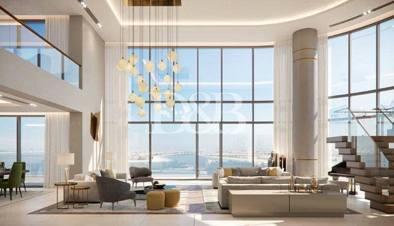 Panoramic Sea Views In This Stunning Penthouse