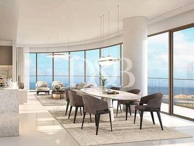 بنتهاوس 4 غرف نوم للبيع في دبي هاربور، دبي - Best 4 Bedroom Penthouse | Full Sea View